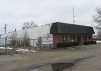 Free Standing, Fenced, Gated Industrial Building