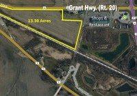 13.30 Acres Commercial Land
