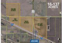 137 Acres at Future I-90 Interchange