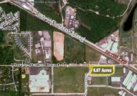Land for Sale in Cary, 6.67 acres Graded, Engineered Site Ready to Build