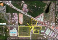 SOLD!  27.374 Acre Commercial Site on 3 Oaks Road in Cary