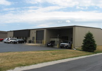 SOLD! Freestanding Industrial Building in Huntley