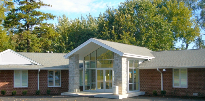 Sold Single-Story Brick Office Building in Cary - Premier