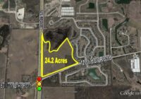 Land for Sale Volo, 24.2 Acres Prime Commercial Corner