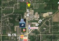 Land for Sale in Crystal Lake, 3.58 Acres Potential Retail on Route 31