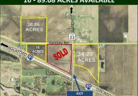 SOLD 89.08  Acres at New I-90 Interchange