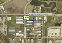 Land SOLD in Gilberts, .93 Acre with Route 72 Frontage