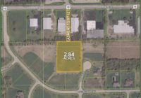 2.84 Acres with 40 ft Easement Off Rt 12