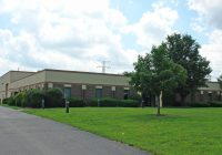 Leased Industrial Warehouse Space in Cary