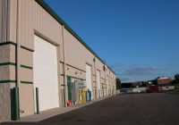 LEASED Industrial Space in LITH