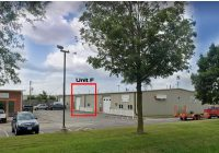 Leased Industrial Warehouse Space in Gilberts