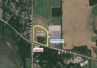 11.15 AC Commercial Land in Island Lake