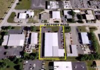 Multi Tenant Industrial Building